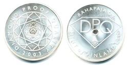 40.100.10: Europa - Finnland - Euro Münzen