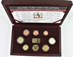 40.290.10: Europa - Malta - Euro Münzen