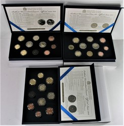 40.290.10.10: Europe - Malta - Euro - Coins - sets