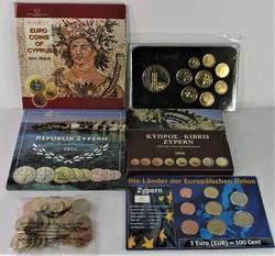 40.570.10: Europe - Cyprus - Euro - Coins