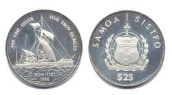 80.130: Australia, New Zealand and the Pacific Islands - Western Samoa