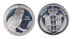 80.80: Australien, Neuseeland und die Inseln des Pazifik - Niue