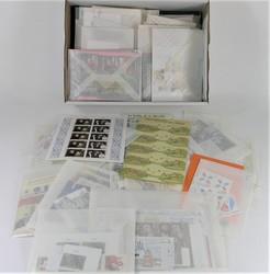 7092: Sammlungen und Posten Benelux - Markenheftchen