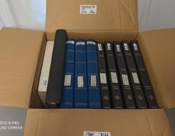 7092: Sammlungen und Posten Benelux - Lot