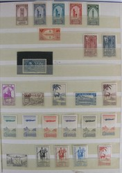 7600: 阿拉伯 States 雜項 - Collections