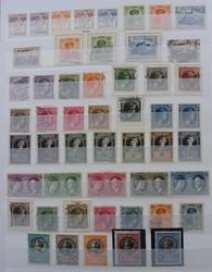 7092: Sammlungen und Posten Benelux - Sammlungen