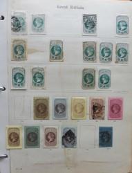 7135: Sammlungen und Posten GB und Kanal Inseln - Ganzsachen