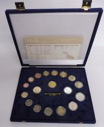 40.290.10.40: Europa - Malta - Euro Münzen  - Gold und Silbermünzen