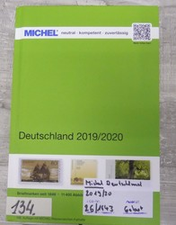 8710: Michel Catalogues Germany - Catalogues