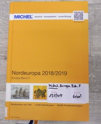8720: Michel Catalogues Europe