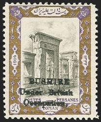 3335: Iran Brit. Besetzung Bushire