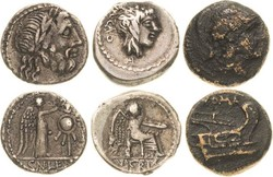 10.25: Ancient Coins - Roman Republican Coins