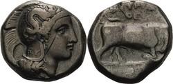 10.20.100.60: Antike - Griechen - Lukanien - Thurion