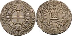 40.110.10.90: Europa - Frankreich - Königreich - Ludwig IX., der Heilige, 1226 - 1270