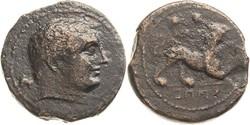10.20.70: Ancient Coins - Greek Coins - Campania