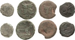 100.30: Multiple Lots - Roman Coins