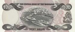 110.560.20: Banknoten - Amerika - Bahamas