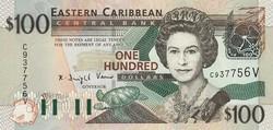 110.560.228: Banknoten - Amerika - Ostkaribische Staaten