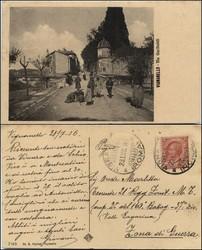 160010: Italien, Region Latium (Lazio) - Postkarten