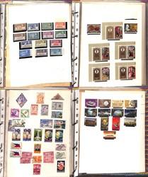 7382: Sammlungen und Posten Latein-Amerika - Lot