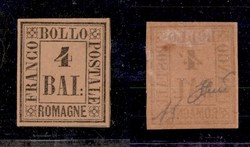 3390: Italien Staaten Romagna