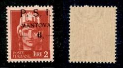 3512045: Italien Lokalausgaben C.L.N. Mantova