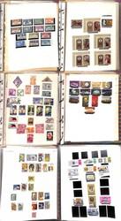 7400: Sammlungen und Posten Ozeanien - Sammlungen