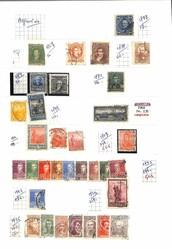 7365: Sammlungen und Posten Amerika - Sammlungen