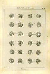 130.50: Numismatische Literatur - Europa
