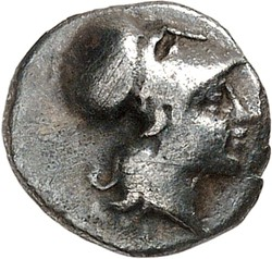 10.20.100.20: Ancient Coins - Greek Coins - Lucania - Metapontum