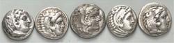 100.20: Multiple Lots - Greek Coins