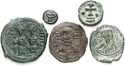 100.40: Multiple Lots - Byzantine Coins