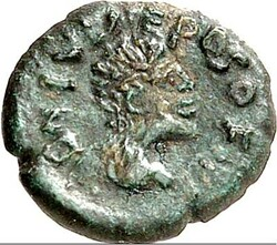 10.50.220: Antike - Weströmisches Reich - Iulius Nepos, 474 - 475