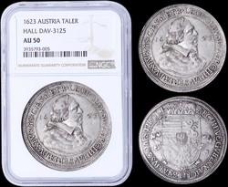 40.380.80: Europa - Österreich / Römisch Deutsches Reich - Ferdinand II., 1618 - 1637