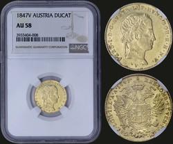 40.380.180: Europa - Österreich / Römisch Deutsches Reich - Ferdinand I., 1835 - 1848