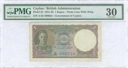 110.570.400: Banknoten - Asien - Sri Lanka