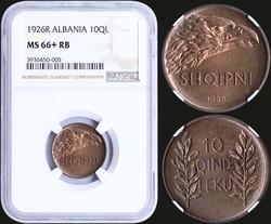 40.10: Europe - Albania
