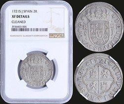 40.500.70: Europa - Spanien - Philipp V., 1700 - 1746