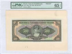 110.560.60: Banknotes – America - Brazil