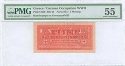 110.140.30: Banknoten - Griechenland - Militär Ausgaben