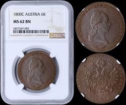40.380.170: Europe - Austria / Holy Roman Empire - Franz II / Franz I, 1792 - 1835