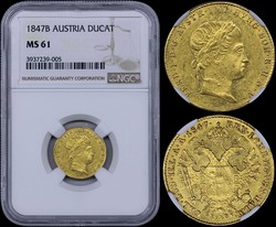 40.380.180: Europe - Austria / Holy Roman Empire - Ferdinand I, 135 - 1848