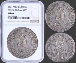40.380.220.30: Europe - Austria / Holy Roman Empire - Ecclesiastic Principality - Salzburg