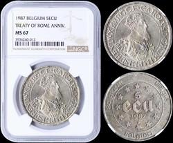 40.40.120.60: Europe - Belgium - Kingdom of Belgium - Albert II, (seit 1993)