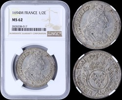 40.110.10.320: Europe - France - Kingdom of France - Louis XIV the Sun King, 1643 - 1715