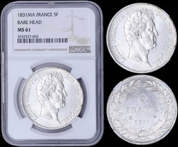 40.110.10.410: Europe - France - Kingdom of France - Louis Philippe, 1830-1848