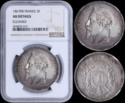 40.110.10.430: Europe - France - Kingdom of France - Second Empire, 1852-1870