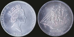 80.20: Australien, Neuseeland und die Inseln des Pazifik - Cook Inseln