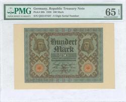 110.80.140: Banknotes - Germany - emergency money