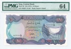 110.570.150: Banknotes – Asia - Iraq